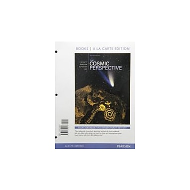 Cosmic Perspective, The, Books a la Carte Edition (7th Edition)