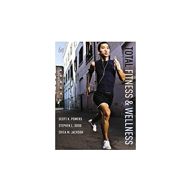 Total Fitness & Wellness Plus MyFitnessLab with eText -- Access Card Package (6th Edition), Used Book (9780321886842)