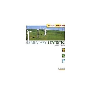 Elementary Statistics Technology Update Plus MyMathLab/MyStatLab -- Access Card Package (11th Edition), New Book (9780321897213)