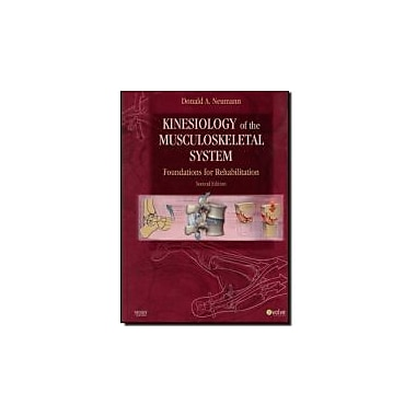 Kinesiology of the Musculoskeletal System: Foundations for Rehabilitation, 2e, New Book (9780323039895)