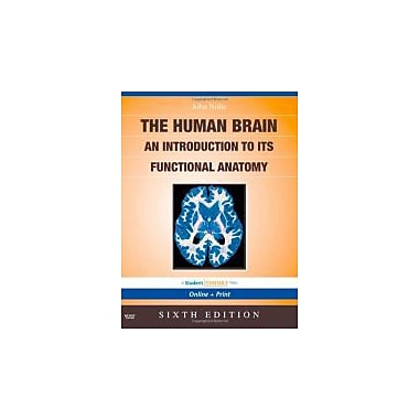 Nolte's The Human Brain: An Introduction to its Functional Anatomy, New (9780323041317)