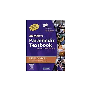 Mosby's Paramedic Textbook - Revised Reprint, 3e, New Book (9780323046916)