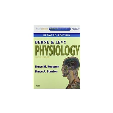 Berne & Levy Physiology, 6th Updated Edition, with Student Consult Online Access, New Book (9780323073622)