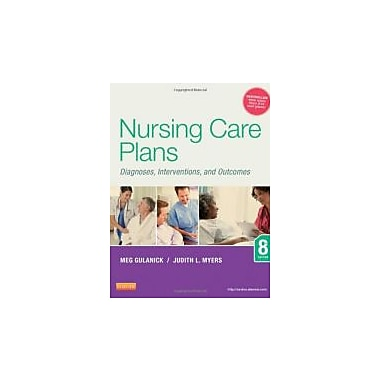 Nursing Care Plans: Diagnoses, Interventions, and Outcomes, 8e, Used Book (9780323091374)