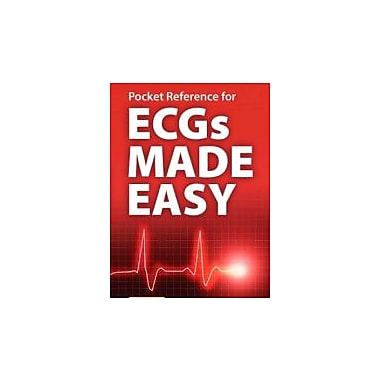Pocket Reference for ECGs Made Easy, 5e, New Book (9780323101080)