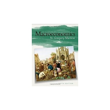 Principles of Macroeconomics, Used Book, (324589999)