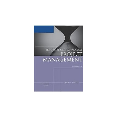 Information Technology Project Management, Reprint (with Microsoft Project 2007), New Book (9780324665215)