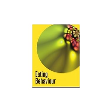 Eating Behaviour, Used Book (9780335235834)
