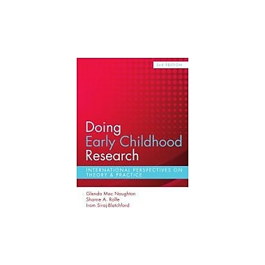 Doing Early Childhood Research, New Book (9780335242627)