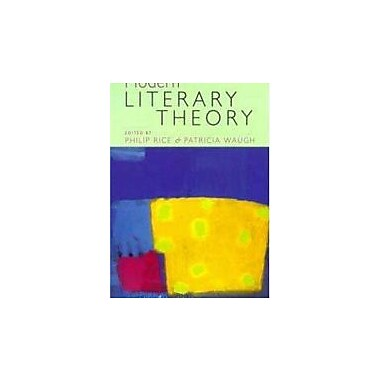 Modern Literary Theory: A Reader, New Book (9780340761915)