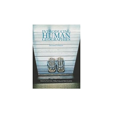 Introducing Human Geographies, Second Edition, Used Book (9780340882764)