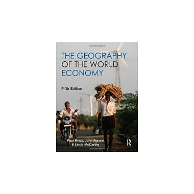 The Geography of the World Economy 5th Edition, Used Book (9780340948354)