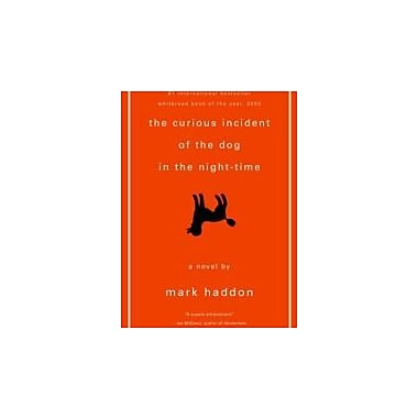 The Curious Incident of the Dog in the Night-Time, New Book (9780385659802)