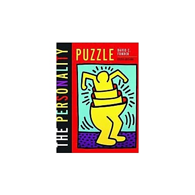 The Personality Puzzle (Sixth Edition), New Book (9780393124415)