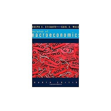 Principles of Macroeconomics, New Book, (393168190)