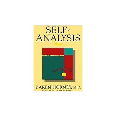 Self-Analysis, Used Book (9780393311655)