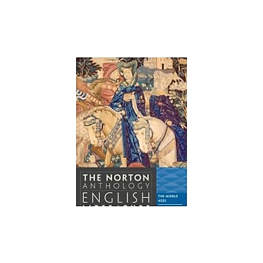 The Norton Anthology of English Literature (Ninth Edition) (Vol. A), New Book (9780393912494)