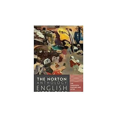 The Norton Anthology of English Literature (Ninth Edition) (Vol. F), New Book (9780393912548)