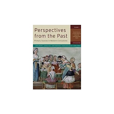 Perspectives from the Past: Primary Sources in Western Civilizations, New (9780393912951)
