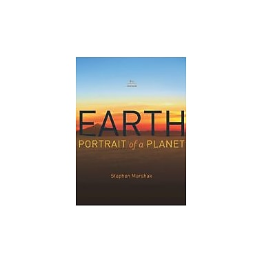 Earth: Portrait of a Planet (Fourth Edition), New Book (9780393935189)