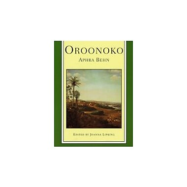 Oroonoko (Norton Critical Editions), New Book (9780393970142)