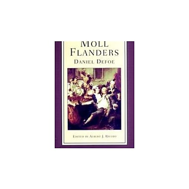 Moll Flanders (Norton Critical Editions), New Book (9780393978629)