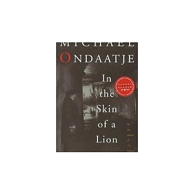 In the Skin of a Lion, Used Book (9780394281827)