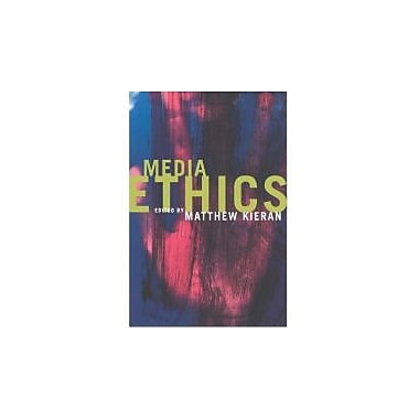 Media Ethics, Used Book (9780415168380)