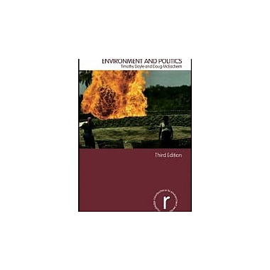 Environment and Politics (Routledge Introductions to Environment: Environment and Society Texts), Used Book (9780415380515)