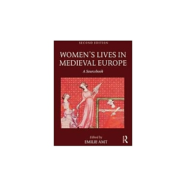 Women's Lives in Medieval Europe: A Sourcebook, Used Book (9780415466837)