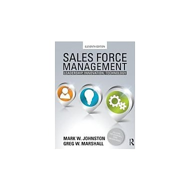 Sales Force Management: Leadership, Innovation, Technology - 11th Edition, Used Book (9780415534628)