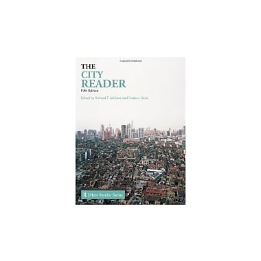 The City Reader, 5th Edition (The Routledge Urban Reader Series), New Book (9780415556651)