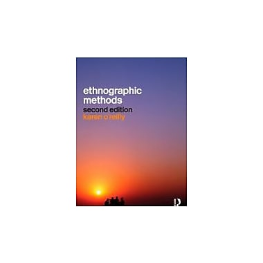 Ethnographic Methods, Used Book (9780415561815)