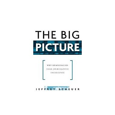 The Big Picture: Why Democracies Need Journalistic Excellence, New Book (9780415976183)