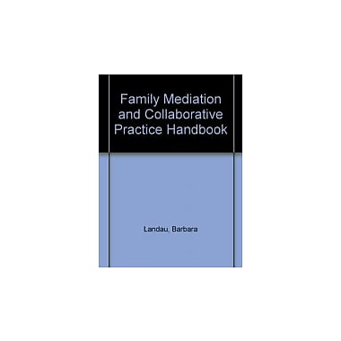 Family Mediation and Collaborative Practice Handbook, New Book (9780433445968)