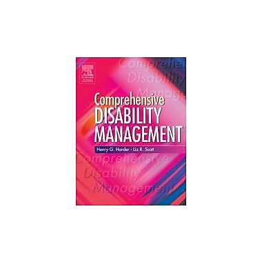 Comprehensive Disability Management, 1e, New Book (9780443101137)