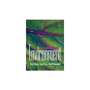 Environment, Used Book (9780470118573)