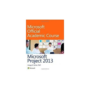 Microsoft Project 13, New Book (9780470133125)