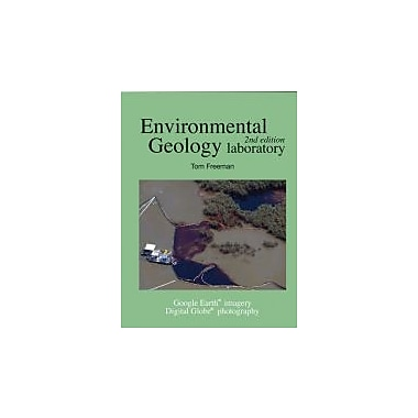 Environmental Geology Laboratory Manual, Used Book (9780470136324)
