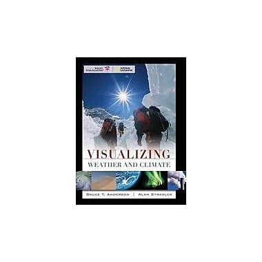 Visualizing Weather and Climate, New Book (9780470147757)