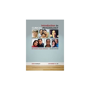 Introduction to Clinical Psychology - Evidence-Based Approach (10) by Hunsley, John - Lee, Catherine M [Hardcover (200