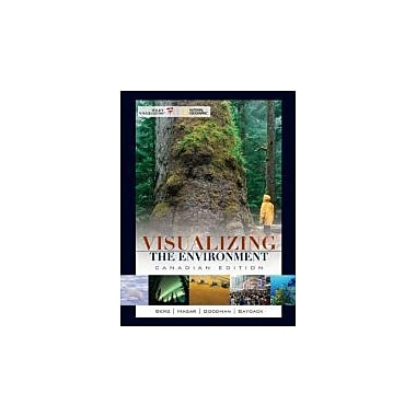 Visualizing the Environment (VISUALIZING SERIES), Used Book (9780470157985)
