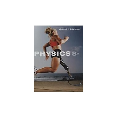 Physics, New Book (9780470223550)