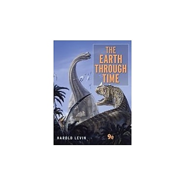 The Earth Through Time, Used Book (9780470387740)