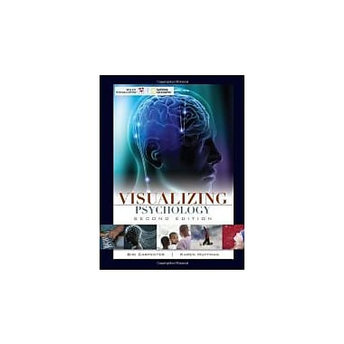 Visualizing Psychology, New Book (9780470410172)