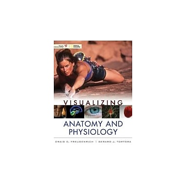 Visualizing Anatomy and Physiology, Used Book (9780470491249)