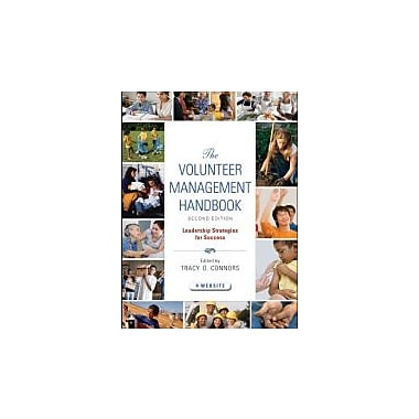 The Volunteer Management Handbook: Leadership Strategies for Success, Used Book (9780470604533)