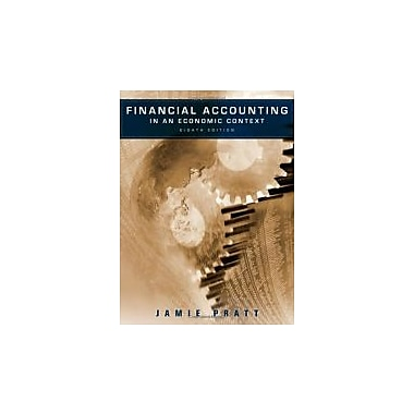 Financial Accounting in an Economic Context, Used Book (9780470635292)