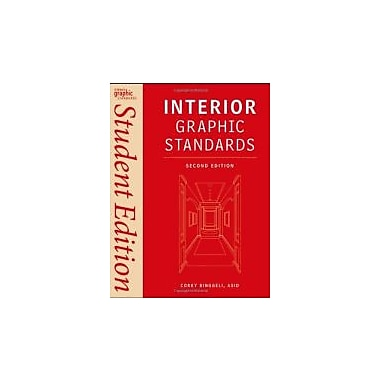 Interior Graphic Standards: Student Edition, New Book (9780470889015)