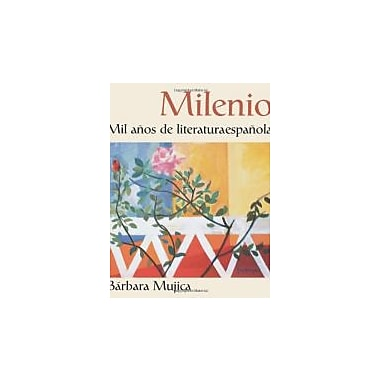 Milenio: Mil aos de literatura espaola, New Book (9780471241126)